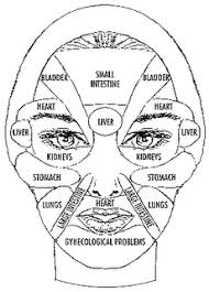 Pimples On Body Chart In Chinese Medicine Face Mapping Is Used To Decode Messages