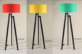 floor lighting 1. Handmade Tripod Floor Lamps - Cool Lighting 1