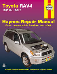 RAV4 | Haynes Manuals