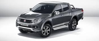 New Fiat Fullback Pickup Truck Is the Mitsubishi L200's Italian ...