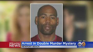 Murder Suspect Held For Newport Beach Double Homicide – CBS Los Angeles