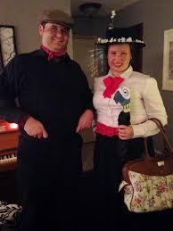 easy costume mary poppins bert