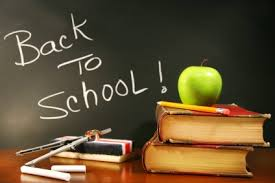 Image result for school is back in session images