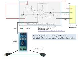 how to measure ac current using hall effect sensor arduino or circuit diagram jpg