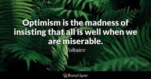 Optimism Quotes Best Optimism Quotes BrainyQuote