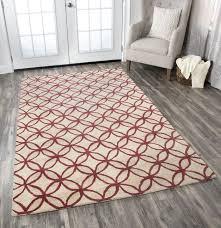 area rugs kenzie natural brick rug