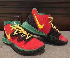 Kyrie 5 Custom Design Nikeid Kyrie 5 Robin Nikeid Nike By You Superhero Designs