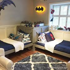 View in gallery Trendy kids' room with a bubble chair and bunk beds