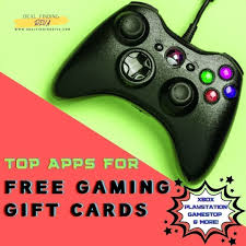top apps for free gift cards xbox