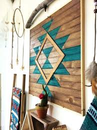 southwest wall art decor this listing is for a wood wall art depicting the native symbol southwest wall art