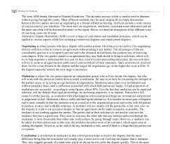 adr essay adr essay palm beach county bar association alternative  adr essay adr essayalternative dispute resolution college essay essay topics alternative dispute resolution essays