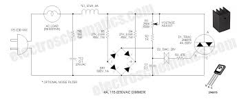 110v 230v light dimmer circuit out snap on schematic of lamp dimmer circuit