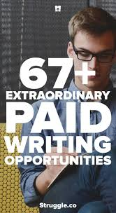 paid writing opportunities writer opportunity and business 75 paid writing opportunities online jobsonline writing jobs lance