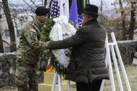 Ceremony at Osan commemorates pivotal battle at <b>Hill 180</b> | Article ...