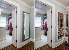 storage for jewelry behind mirror