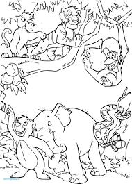 Coloriage Livre De La Jungle Mowgli Et Shanti New Le Livre De La