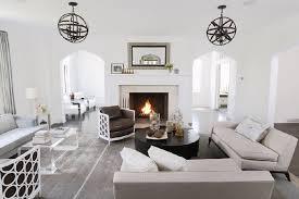 Modern Glamour via Belle Maison Modern Glamour via Home Decorating Plan ...