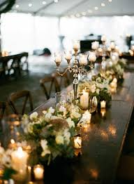 miami wedding lighting at chandelier wedding centerpieces