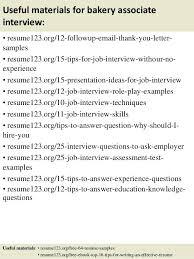 sample resume for baker useful materials for bakery resume sample bakery  worker