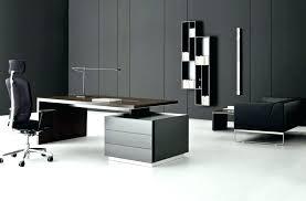 modern executive office design. Black Contemporary Office Furniture Modern Executive Chairs Desk White Design G