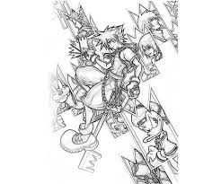 Small Picture kingdom hearts coloring pages 28 images free coloring pages of