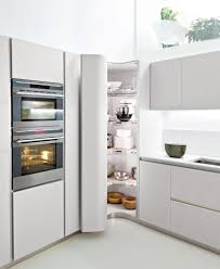 Corner Kitchen Pantry Creative Corner Kitchen Cabinets For Kitchen Design White Kitchen