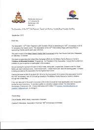 Letter Event Sponsorship Request Letter Template