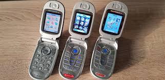 Motorola v300 V525 V550 - Sprawne ...