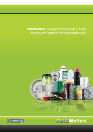 metal matters success of industry funded communications metalmatters overview report front cover image