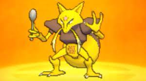 Pokemon Sun & Moon - KADABRA Evolution (LEVEL 16) - YouTube