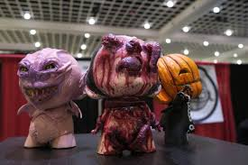 designercon 2018 filled with creepy delights