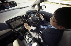 Japan government looks to self-driving cars, drones to spur ...