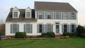 exterior paint colors for colonial style house. colonial style house. choose exterior paint colors for house l