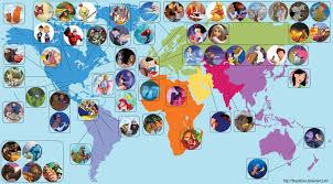Disney Movie Chart 30 Disney Movies That Share A World Disneytheory Com