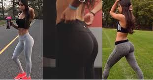 Sexy sluty yoga pants
