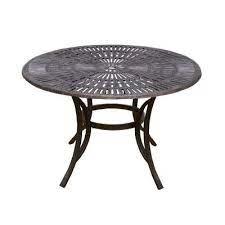 48 patio table