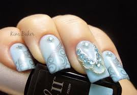 Guest Post: Gel Nail Art with Swarovski Crystals – Chickettes ...