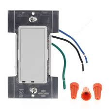 Details About Leviton White 1 Pole Decora True Touch Preset On Off Dimmer Switch 600w 6606 10w