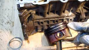 Why Toyota VVT-i engine may start to consume oil and how to do oil ...