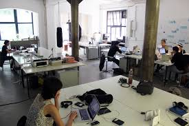 the creative office. Companies That Heavily Rely On The Creativity Of Their Employees Understand Having A Work Environment Spurs Out-of-the-box Thinking Can Have Creative Office