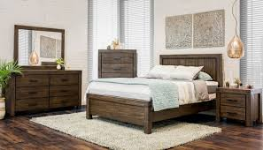 zones bedroom wallpaper: quick view middot aspen  piece bed dresser mirror amp nightstand