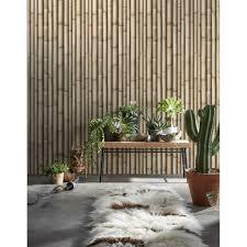 Bamboe Behang Funkywalls Dé Webshop Voor Vintage En Modern Behang