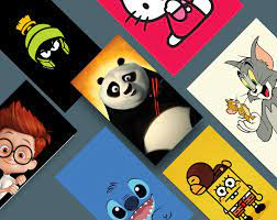 Cartoon Wallpapers for Android - APK ...