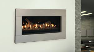 gas fireplace trim kit fireplace gas fireplace insert trim kit