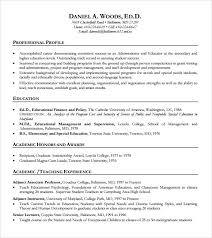 Teacher Resume Samples In Word Format Professional CV Writing Service Cover Letter Writing LiveCareer 90