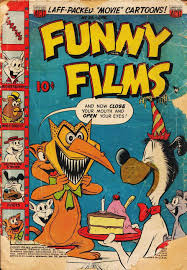 ic book cover for funny films 28
