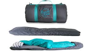 air mattress sleeping bag. Plain Sleeping If Camping For You Is More About An Enjoyable Weekend Away From The Big  City Than Extreme Survival Situation Thereu0027s No Shame In Making Trip  For Air Mattress Sleeping Bag G