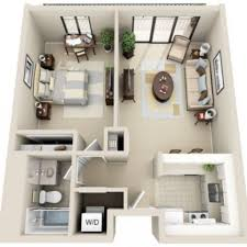 one bedroom apartment design. Popular One Bedroom Apartment Design Together With Sofa Apartement Style Lightinggallery