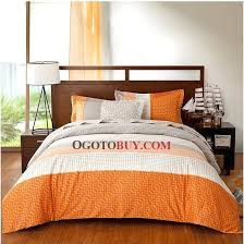 orange and gray bedding amazing 8 best rustic orange grey bedding sets images on for orange
