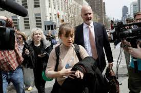 Actress Allison Mack pleads guilty for role in alleged New York sex cult